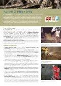 Brochure X Fiber 54S - Ruredil - Page 2
