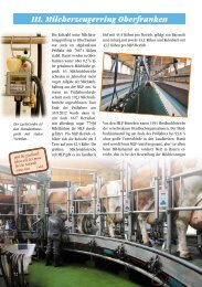 Bericht2012-Teil3 - Rinderzuchtverband Oberfranken e.V.