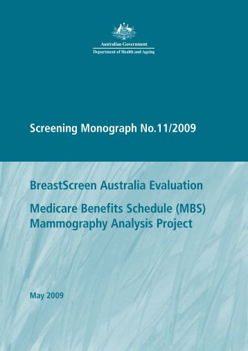 (MBS) Mammography Analysis Project - Cancer Screening website