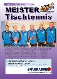 Ausgabe Juni 2007 - Vereinsmeier