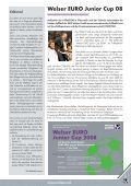 Querschnitt 2008 - Ausgabe 01 - Welser Profile AG - Seite 3