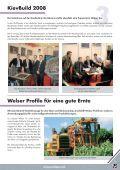 Querschnitt 2008 - Ausgabe 01 - Welser Profile AG - Seite 5