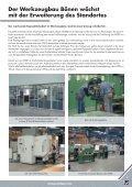 Querschnitt 2008 - Ausgabe 01 - Welser Profile AG - Seite 7