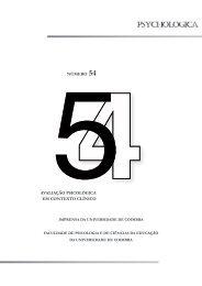 Características psicométricasda versão portuguesa MSPSS.preview ...
