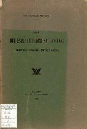 Di due esimi cittadini salernitani.pdf - EleA@UniSA