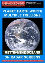 planet earth worth - Global Perspectives
