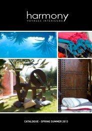 Catalogue - Harmony Textile