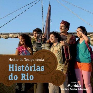 Histórias do Rio Histórias do Rio - MultiRio