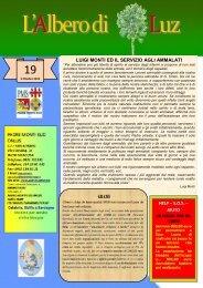 Albero di Luz 19 2012 - Padre Monti Sud Onlus