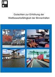 Wettbewerbsfähigkeit Binnenhäfen - BMVBS