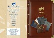 Mappen und Ideen - Rolf Handschuch GmbH