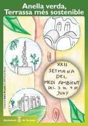 Anella verda, Terrassa més sostenible