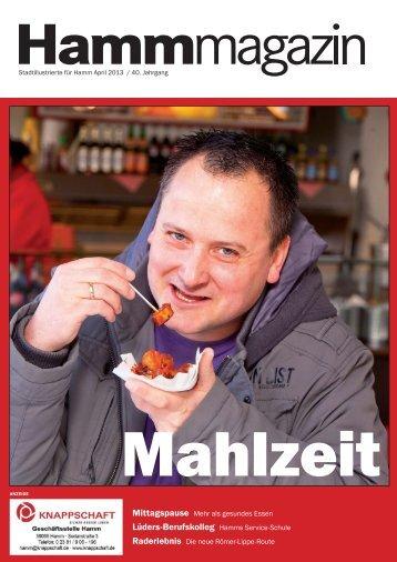 Mahlzeit - Verkehrsverein Hamm