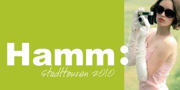 Stadttouren 2 1 - Verkehrsverein Hamm