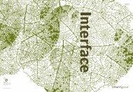 konnen Sie unser Urban Retreat Magazin herunterladen. - Interface