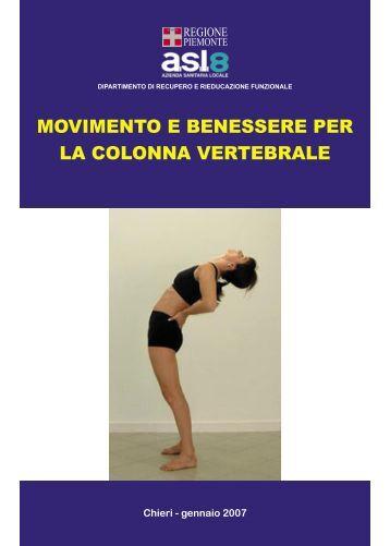 movimento e benessere per la colonna vertebrale - ASL TO5