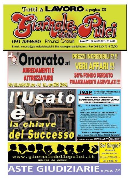 D Antoni Rattan Srl Castelvetrano.Pdf Del Giornale Delle Pulci