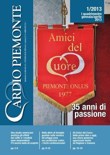 35 anni di passione - Forum del Volontariato