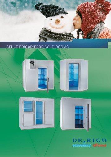 De Rigo Celle Frigor H361 mod G - De Rigo Refrigeration