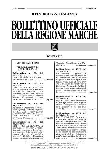 C v sopranzi patrizia regione marche for Home page repubblica