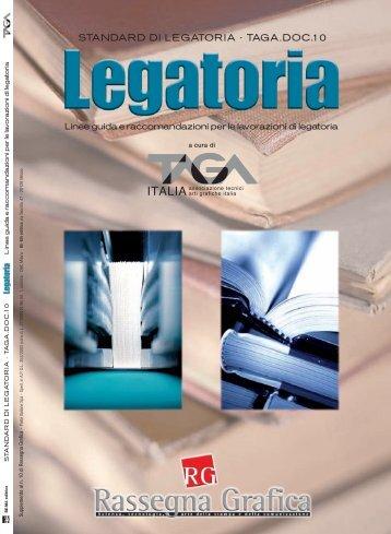 TAGA DOC 1020-20 Legatoria