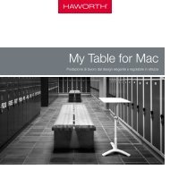 My Table for Mac - Haworth Asia Pacific