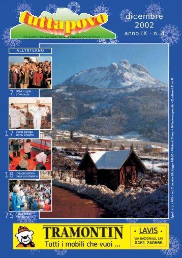 Tuttapovo di dicembre 2002 in formato PDF (4,2Mb)