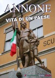 150° anniversario Unità d'Italia - Comune di Annone di Brianza