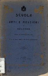 Scuola di arti e mestieri in Salerno.pdf - EleA@UniSA