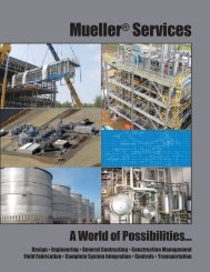 FF-1806-1 Mueller Services_Brochure - Paul Mueller Company