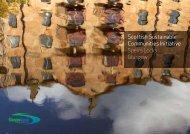 Scottish Sustainable Communities Initiative Speirs Locks Glasgow