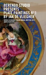 berengo studio presents plate paintings n*1 by jan ... - Venice Projects