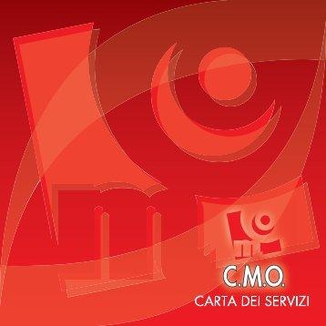 carta servizi 2012 1-22 - CMO srl
