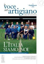 Scarica il PDF del giornale - Confartigianato Imprese Cuneo
