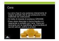 normativa prodotti parte 2 - ALPA miele
