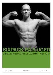 SIXPACK_PÅ_6_UGER_-_MANUAL-31.pdf ... - paleo opskrifter