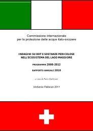 Rapporto annuale 2010 - ISE - Cnr