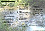 Programm - Leichtweiß-Institut für Wasserbau