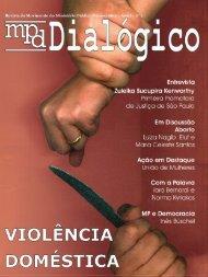 Violência Doméstica - MPD - Ministério Público Democrático