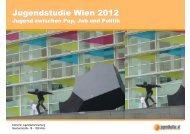 Jugendstudie Wien 2012 - Institut für Jugendkulturforschung