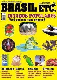 Ditados populares - Revista Brasil Etc