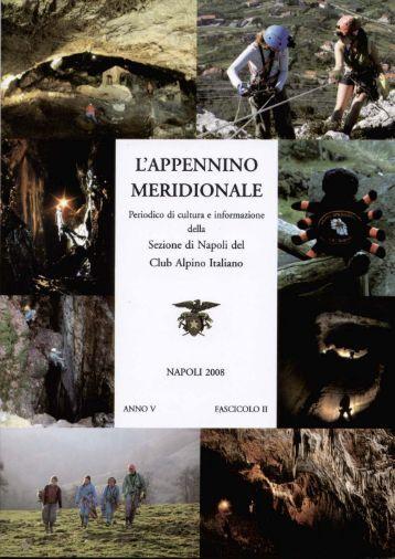 Esercitazione di soccorso nella grotta di Letino - Federazione ...
