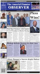 November 2010.qxp - The AmericUSumter Observer