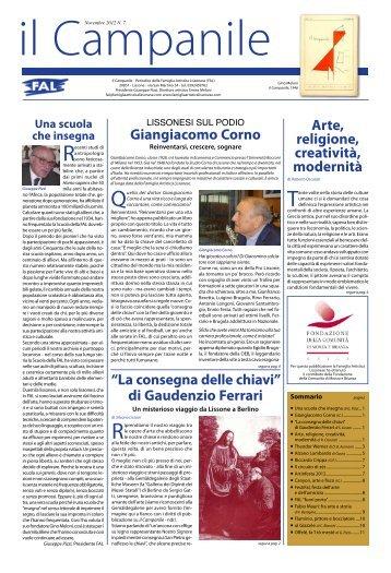 di Gaudenzio Ferrari Giangiacomo Corno - Famiglia Artistica ...