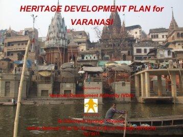 HERITAGE DEVELOPMENT PLAN for VARANASI