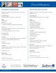 Dinners & Receptions* - Radisson Blu - Page 2