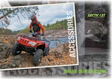 accessories - Arctic Cat