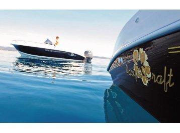 Catalogue 2012 des bateaux Pacific Craft