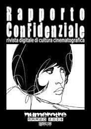 numerotre marzo 2008 rivista digitale di cultura cinematografica
