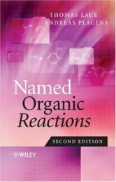 Named Organic Reactions - Get a Free Blog
